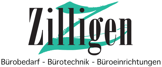 Zilligen Logo + Slogan